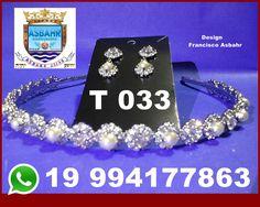 #ASBAHR #asbahrjoias #tiaras #exclusivo #noivas #luxo #festas #eventos #lojasdejoias #jewels #bridal #debutantes #acessorios Continue a lutar desistir jamais você é uma joia rara,você é uma pedra mais que preciosa .
