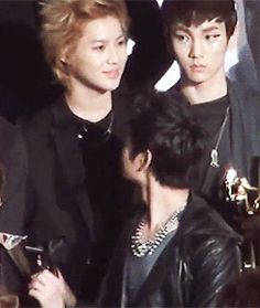 Lovely 2MIN (They just love each other~ )