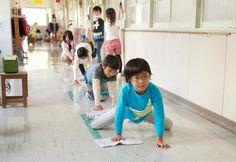 O ASSUNTO É!?: No Japão, alunos limpam até banheiro da escola par...