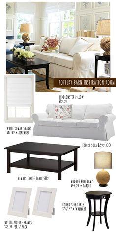32 best designer decor knockoffs images cottage diy ideas for rh pinterest com