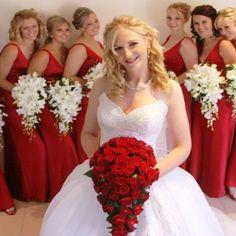 White Wedding   Reasons To Choose A Red Wedding Theme - Unique Red Wedding Theme Ideas ...