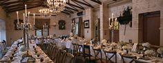 We have created a space in Johannesburg where guests experience our conference venue, luxe spa and french restaurant in all its sumptuousness for any occasion. French Restaurants, Tuscany, Ivy, Conference, Wedding Venues, Buildings, Stone, School, Places