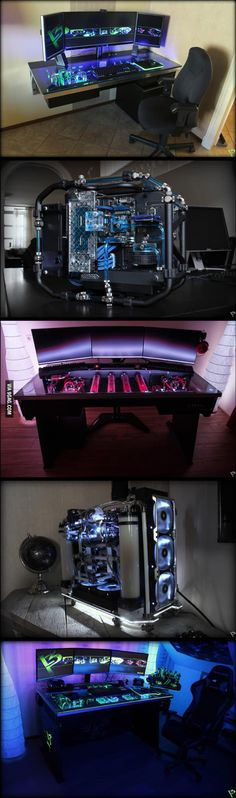 How much would a pc like this cost? - 9GAG