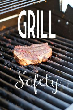 grill safety and care