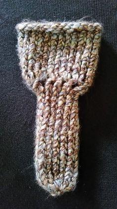 Hand knitted underwear penis warmer jock sock by LOAF, $16.00