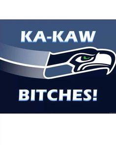 Super Bowl 48... Go Hawks!