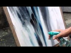 Watercolor Ilya Ibryaev ( Masterclass II -Antalya) - Landscape - YouTube