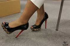 Check out the hot shoes that KRUSH'D picked out for Shoe Addict this week. They are SEXY!