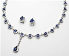 Sapphire Blue - My wedding color!