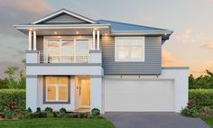 The stunning Classic styled St. Clair 37 One, is now a part of a special award-winning group of McDonald Jones display homes.