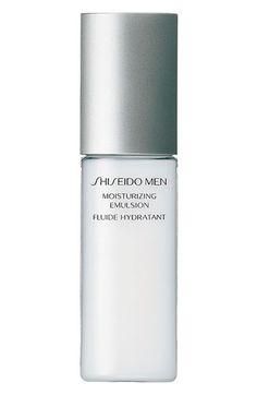 Shiseido Men Moisturizing Emulsion available at #Nordstrom