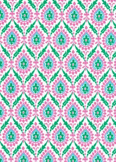 Sis Boom fabrics by Jennifer Paganelli are saturated with color. | Sis Boom