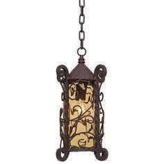 "Casa Seville 15"" High Outdoor Hanging Light - #68859 | LampsPlus.com"