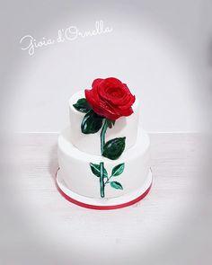 Cake sugar flower by Ornella Marchal