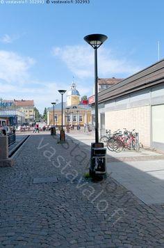 Kävelykatu - Linnakatu kävelykatu Helsinki, Finland, Live, Places, Lugares