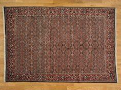 7' x 10' All Over Design Hand Knotted Persian Bidjar Oriental Rug 300 -
