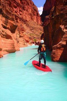 Havasu Creek, Grand Canyon - Arizona