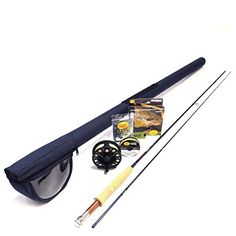 Redington Crosswater 6902 Fly Rod Outfit 90 6wt 2pc *** For more information, visit image link.