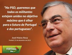 José Matos Rosa, Secretário-Geral do PSD, em Pombal. #PSD #acimadetudoportugal