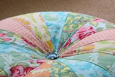 I love pouf ! by Nirit Freiman on Etsy