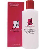 AHA enhance lotion from Alpha Hydrox