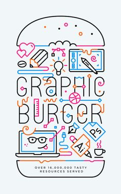 40+ Best Creative Poster Ideas, Templates & Tips - Elevate a minimalist design with accent colors