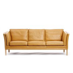 Klassik Three-Seater Sofa found on Polyvore