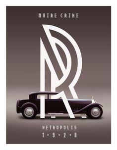 Metropolis 1920 – free art deco font poster e Typography Served, Graphic Design Typography, Graphic Design Art, Print Design, Web Design, Art Deco Font, Art Deco Stil, Art Deco Typography, Typography Fonts