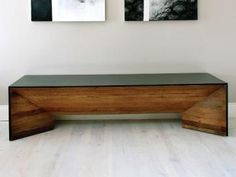 Campos Bench by Environment Furniture
