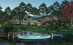 """Keemala Hotel ( Opening August 2015 ) a wonderland of pool villas, tree houses & cottages for escapes set in the woodlands of Kamala on the west coast of Phuket Island فندق يديد في بوكيت """" كي..."""