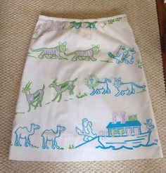 Noah's Ark Vested Gentress Skirt #VestedGentress