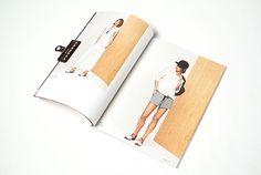 Aritzia 2014 Spring Lookbook & Pamphlet on Behance
