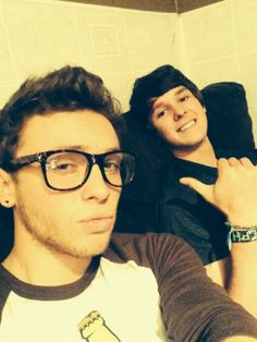 Keaton and Tyler! :) Has to be one of the cutest pictures of them.