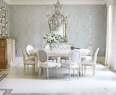 Room Background With Table 1