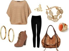 5 Everyday Neutral Looks For Every Woman: Fall | Lady and the Blog
