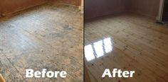 Harlow - the hard job! - Gallery of Wood Flooring Projects - BSI Flooring