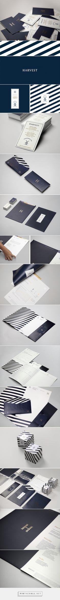 Harvest Branding on Behance | Fivestar Branding – Design and Branding Agency & Inspiration Gallery