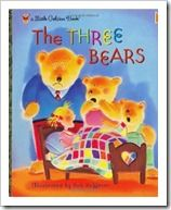 """""""Goldilocks and the Three Bears"""" - Has a great printable for activities"""