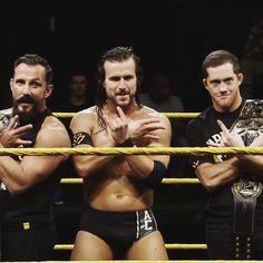 Bobby Fish, Wwe Total Divas, Adam Cole, Wwe Tna, O Reilly, John Cena, Now And Forever, Professional Wrestling, Wwe Superstars