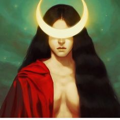 What part does the Moon play in your Spells and Rituals? Do you plan and work by Moon phase? Is the Moon simply… Visionary mystical art Art And Illustration, Art Inspo, Witch Art, Witch Painting, Mystique, Aesthetic Art, Witch Aesthetic, Wiccan, Magick