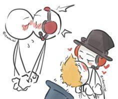 Cute Cartoon Drawings, Cute Kawaii Drawings, Cartoon Art Styles, Anime Boy Zeichnung, Animal Crossing Characters, Ship Drawing, Stick Man, Drawing Journal, Anime Weapons