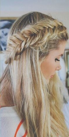 Up Hairstyles, Braided Hairstyles, Wedding Hairstyles, Dutch Fishtail Braid, Braided Updo, Braids For Short Hair, Short Hair Styles, Hair Inspo, Hair Inspiration