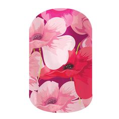 Lovers Bouquet  nail wraps by Jamberry Nails. Buy now at www.jenlipsey.jamberrynails.net all sheets are buy 3 get 1 free!!