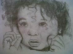 #portrait drawing