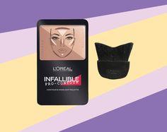 One-Minute Miracle: L'Oréal Paris Infallible Pro-Contour Contour & Highlight Palette