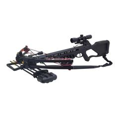SAS CHOPPER 175 CROSSBOW 4X32 SCOPE PACKAGE- Atbuz  #atbuz #sporting #outdoorslife #outdoor #bow #sport #hunting #hunter #hunt #compoundcrossbow