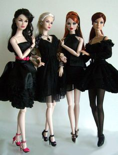 Fashion Royalty Dolls...I just need to get one.