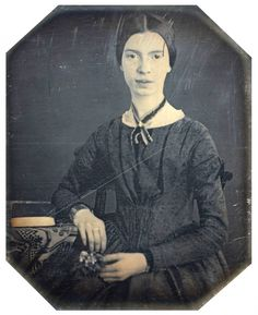 Emily Dickinson was another person we talked about with mental illnesses.