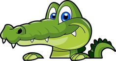 a05 03 cartoon alligator face Funny and Hilarious: Funny Cartoon Crocodile