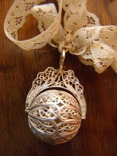 Victorian Baby Rattle